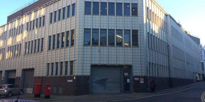 Sheffield Star Newspaper Building